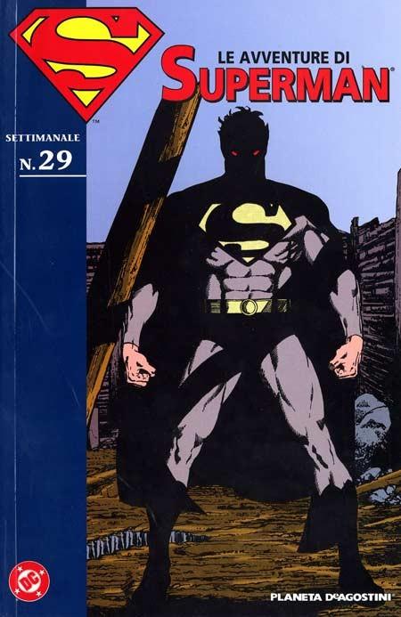 Avventure Di Superman - N° 29 - Avventure Di Superman 29 - Lion Dc Classic Planeta-De Agostini
