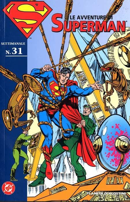 Avventure Di Superman - N° 31 - Avventure Di Superman N.31 - Planeta-De Agostini