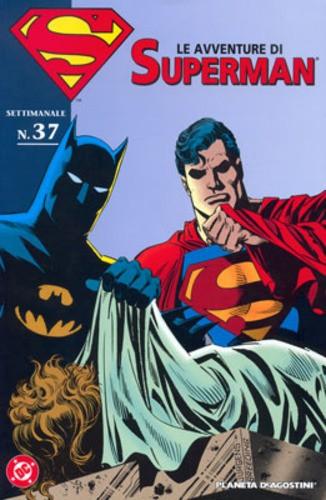 Avventure Di Superman - N° 37 - Avventure Di Superman 37 - Planeta-De Agostini