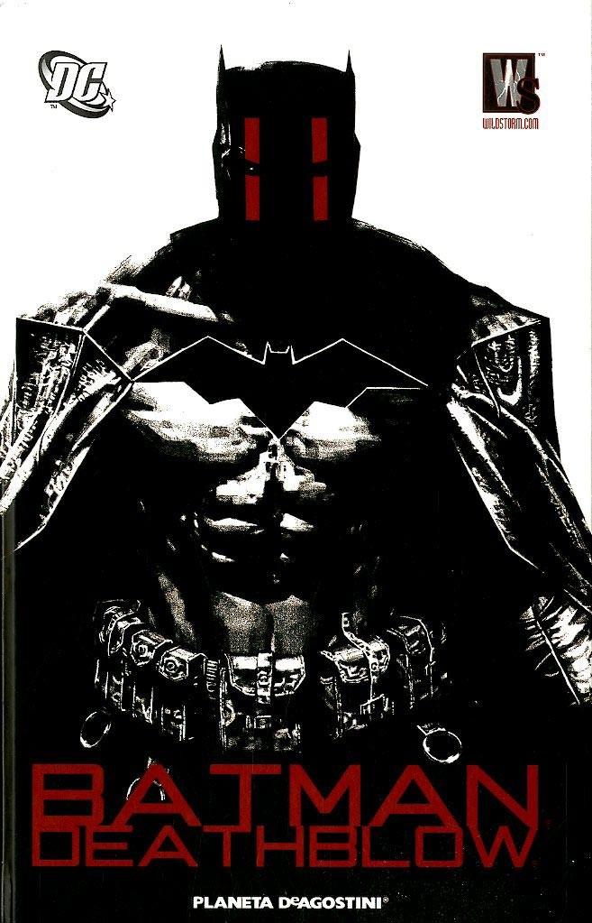 Batman Deathblow - Batman Deathblow Edizione Cartonata - Planeta-De Agostini