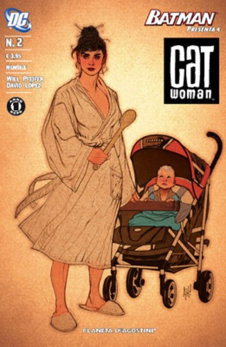 Catwoman 2007 - N° 2 - Batman Presenta 4 - Planeta-De Agostini