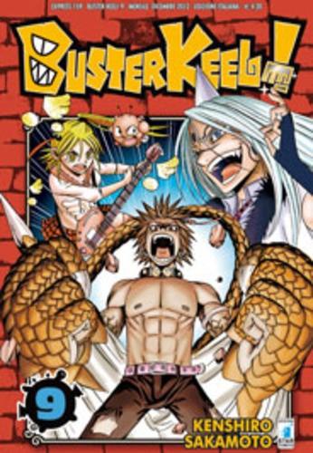 Buster Keel - N° 9 - Buster Keel! 9 - Express Star Comics