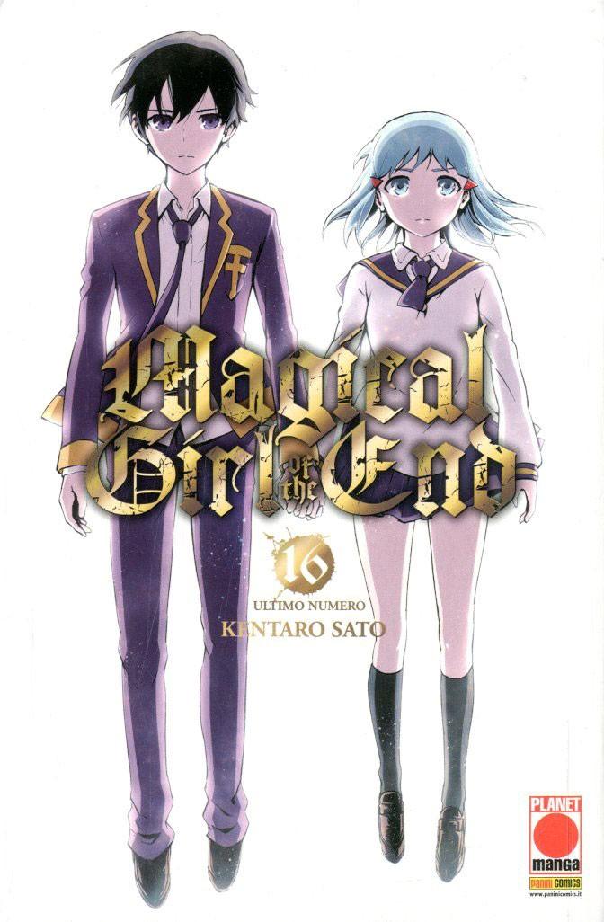 Magical Girl Of The End (M16) - N° 16 - Magical Girl Of The End - Akuma Planet Manga