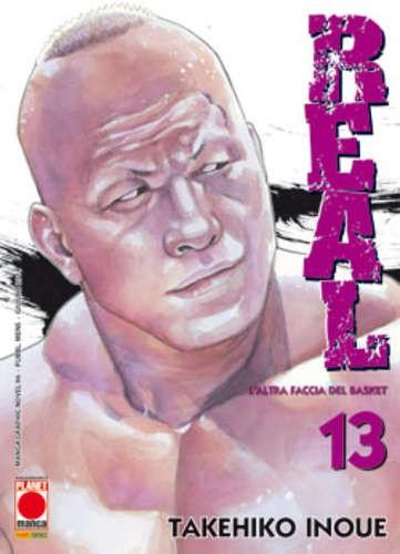 Real - N° 13 - Real - Manga Graphic Novel Planet Manga