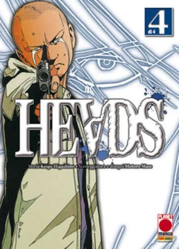 Heads - N° 4 - Heads (M4) - Manga Life Planet Manga