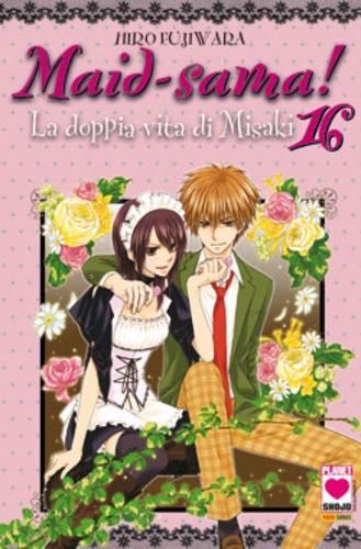 Maid-Sama! - N° 16 - La Doppia Vita Misaki (M18) - Manga Kiss Planet Manga