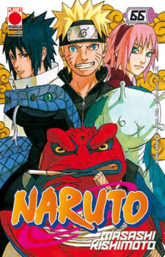 Naruto - N° 66 - Naruto - Planet Manga Planet Manga