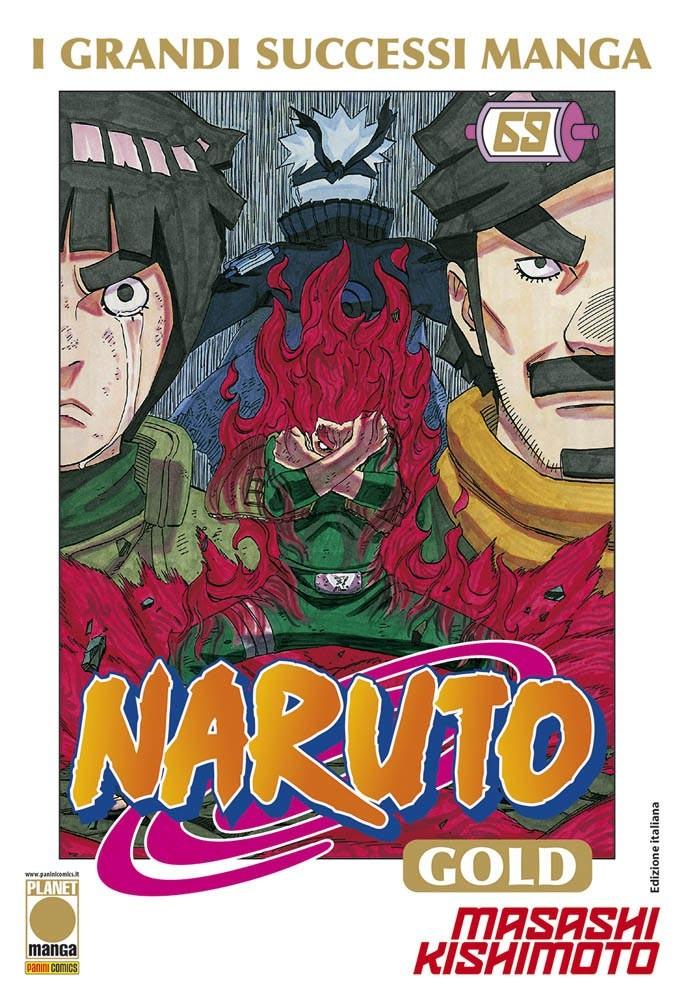 Naruto Gold - N° 69 - Naruto Gold - Planet Manga