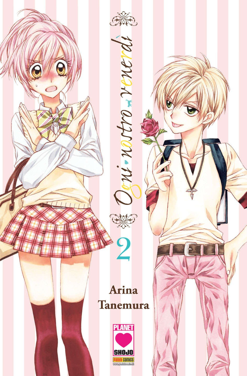 Ogni Nostro Venerdi' (M11) - N° 2 - Ogni Nostro Venerdi' - Manga Moon Planet Manga