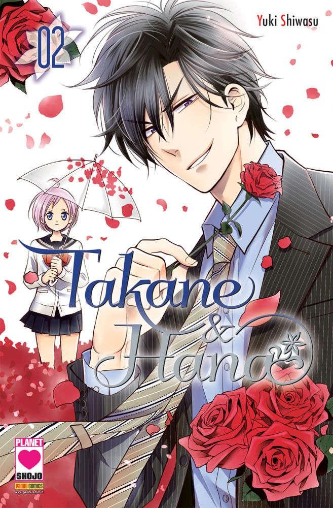 Takane & Hana - N° 2 - Takane E Hana - Manga Heart Planet Manga