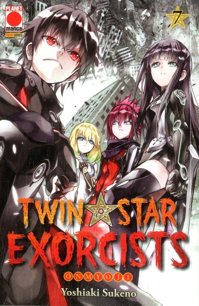 Twin Star Exorcists - N° 7 - Twin Star Exorcists - Manga Rock Planet Manga