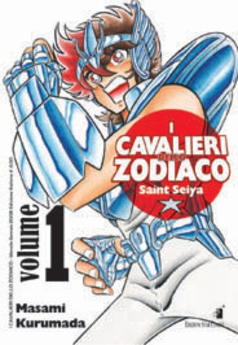 Cavalieri Zodiaco - N° 1 - Saint Seiya Perfect Edition (M22) - Star Comics