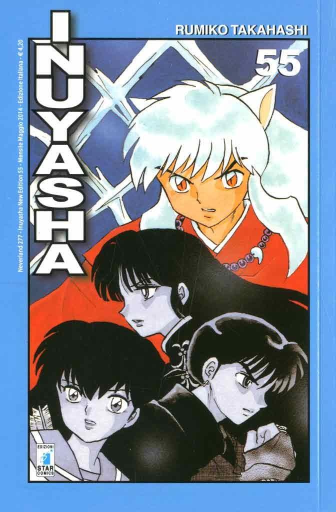 Inuyasha - N° 55 - Inuyasha (M56) - Neverland Star Comics