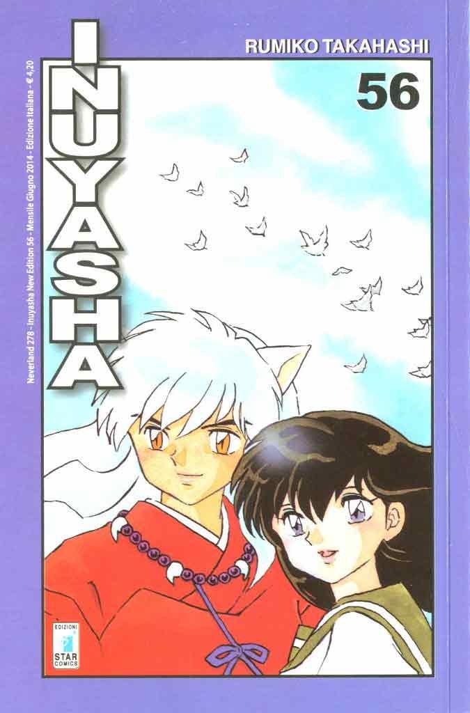 Inuyasha - N° 56 - Inuyasha (M56) - Neverland Star Comics