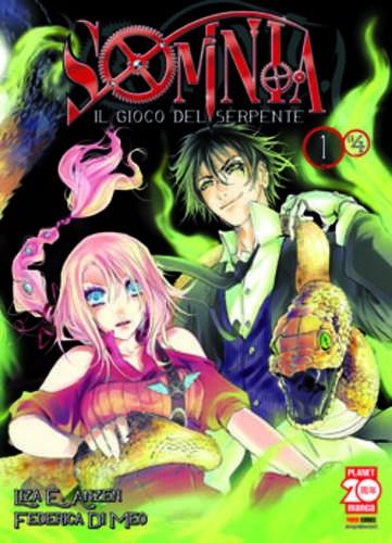 Somnia Il Gioco Del Serpente - N° 1 - Il Gioco Del Serpente (M4) - Somnia Planet Manga