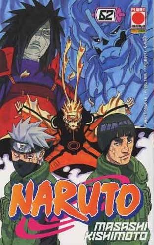 Naruto - N° 62 - Naruto - Planet Manga Planet Manga