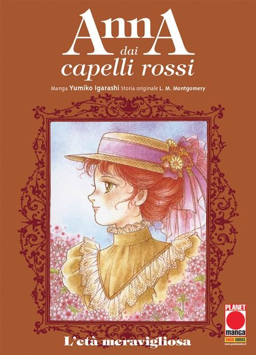 Anna Dai Capelli Rossi L'Eta' Meravigliosa (M2) - N° 1 - Anna Dai Capelli Rossi L'Eta' Meravigliosa - Manga Love Planet Manga