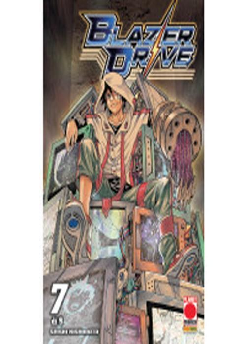 Blazer Drive (M9) - N° 7 - Blazer Drive - Manga Hero Planet Manga