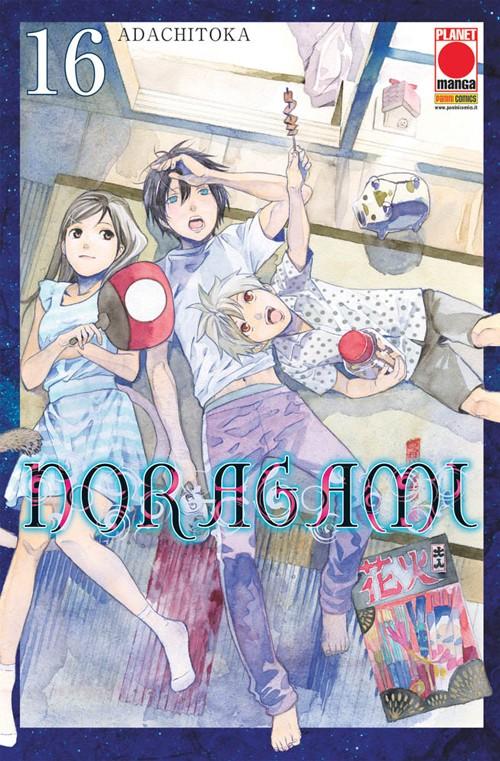 Noragami - N° 16 - Noragami - Manga Choice Planet Manga