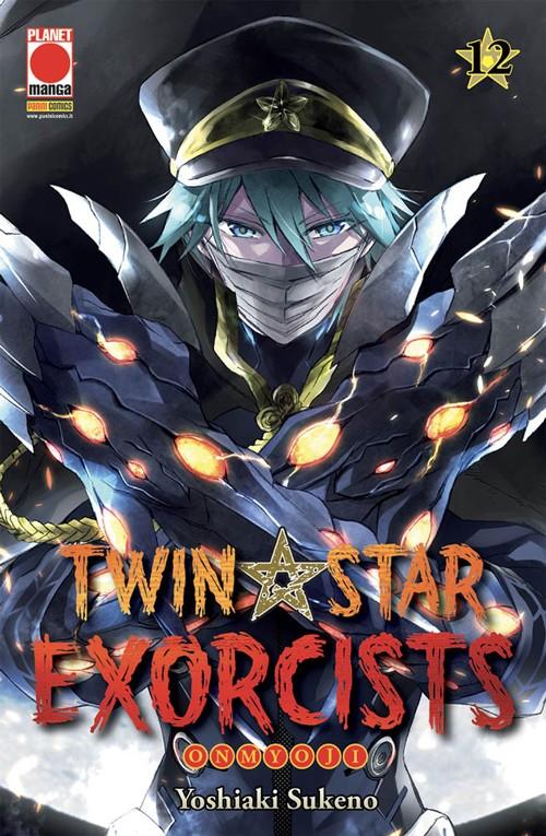 Twin Star Exorcists - N° 12 - Twin Star Exorcists - Manga Rock Planet Manga