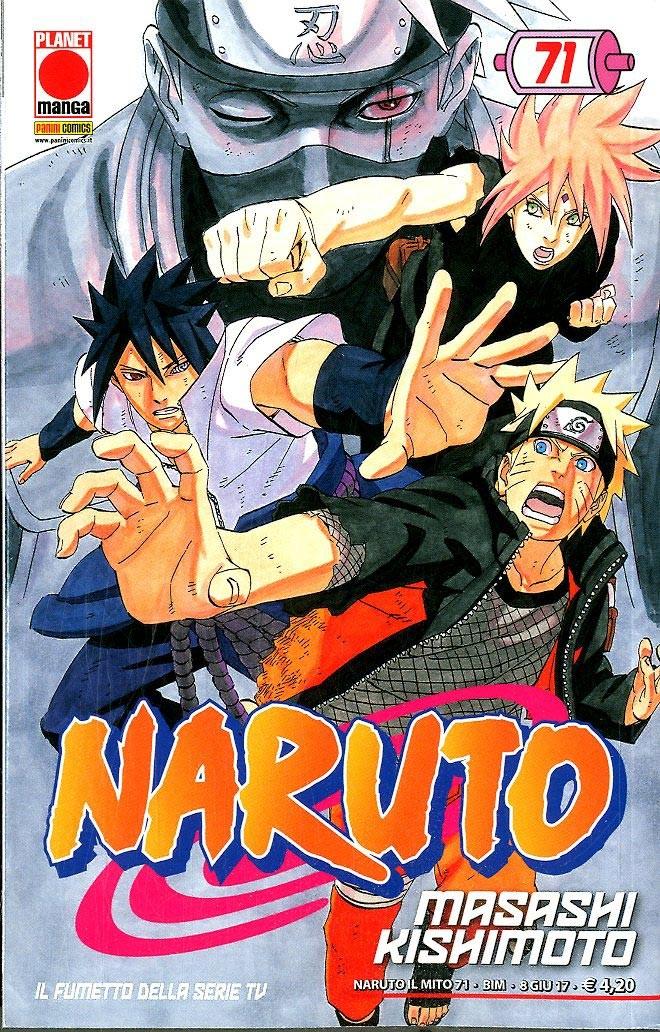 Naruto Il Mito - N° 71 - Naruto Il Mito - Planet Manga
