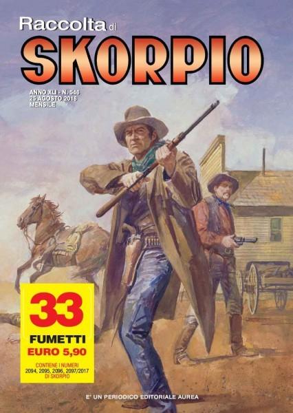 RACCOLTA SKORPIO RACCOLTA N. 0546