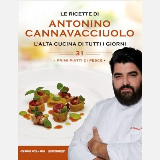 Le Ricette Di Antonino Cannavacciuolo Primi Piatti Di Pesce