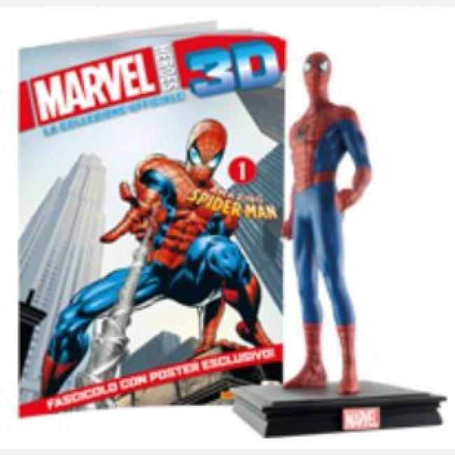 Marvel Heroes 3D - La collezione ufficiale