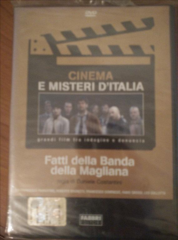Cinema e misteri d'Italia - Fatti della Banda della Magliana - DVD