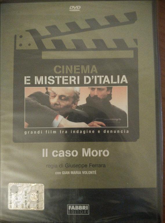 Cinema e misteri d'Italia - Il caso Moro - DVD