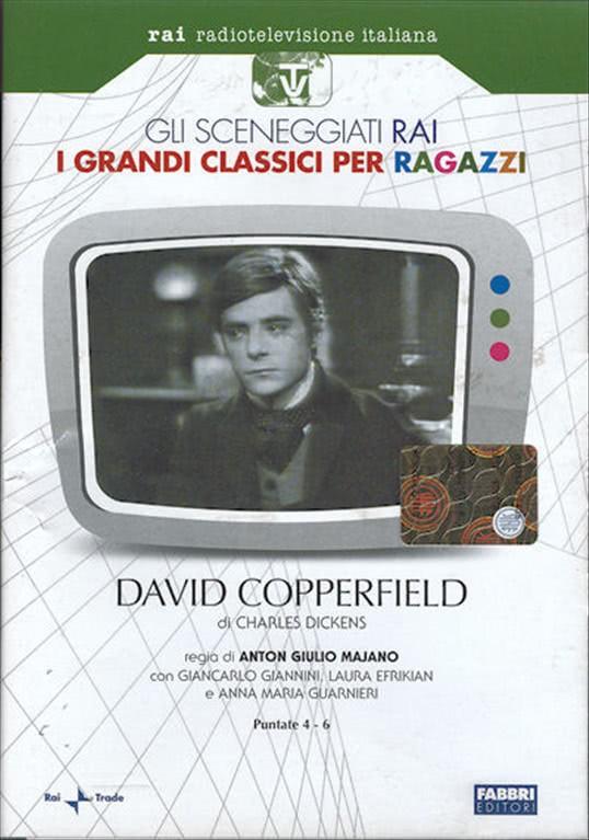 David Copperfield - Puntate 4-6 - I grandi classici per ragazzi DVD