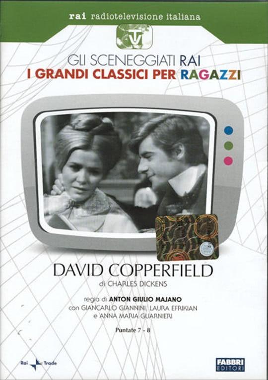 David Copperfield - Puntate 7-8 - I grandi classici per ragazzi DVD