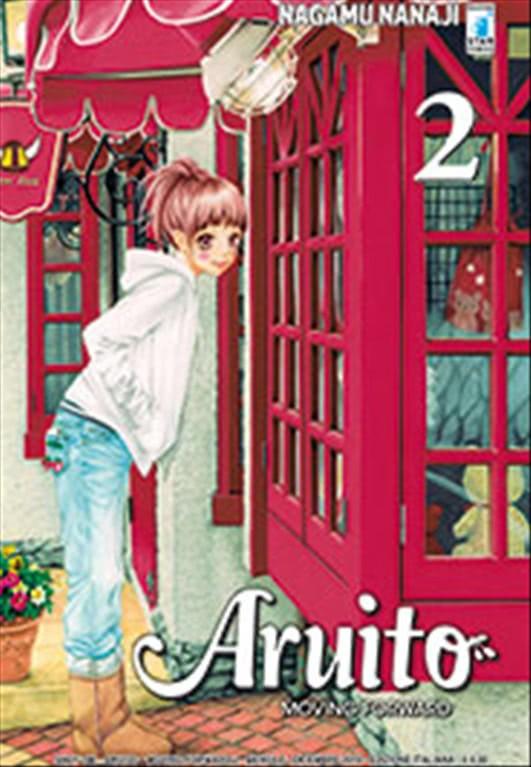 Manga ARUITO: MOVING FORWARD  n.2 - ed. Star Comics - collana SHOT uscita 186