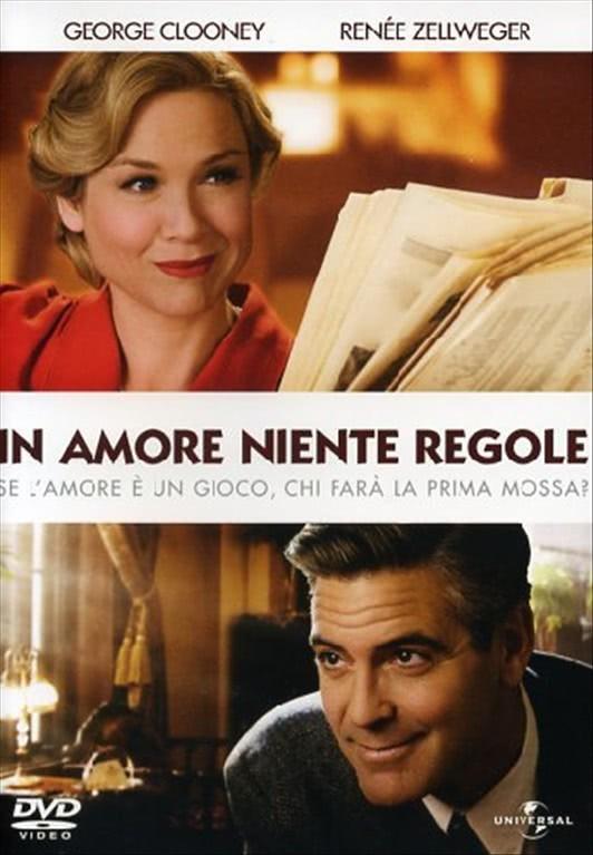 In Amore Niente Regole - George Clooney - DVD