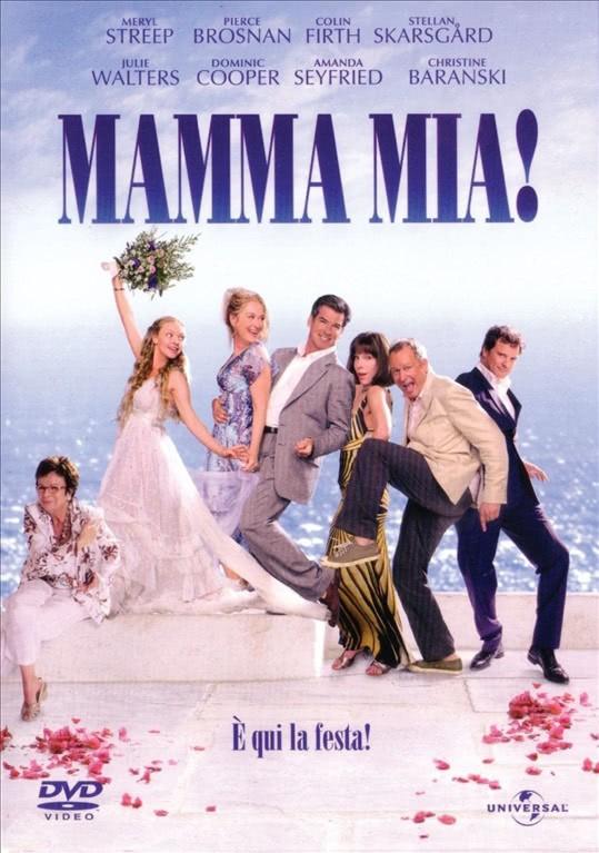 Mamma Mia! - Meryl Streep - DVD