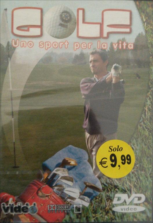 Golf - Uno sport per la vita - DVD Documentario