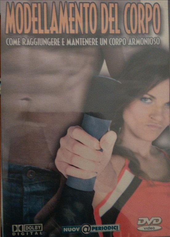 Modellamento del corpo - Documentario DVD