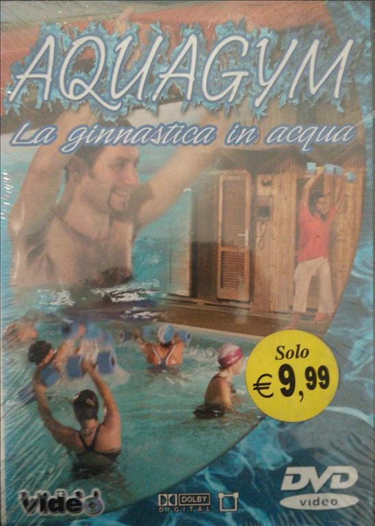 Aquagym - La ginnastica in acqua - DVD Documentario