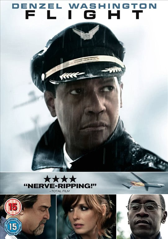 Flight - Denzel Washington,John Goodman - DVD