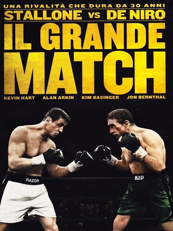 Il Grande Match - Stallone Vs De Niro - DVD