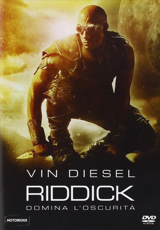 Riddick - Vin Diesel - DVD
