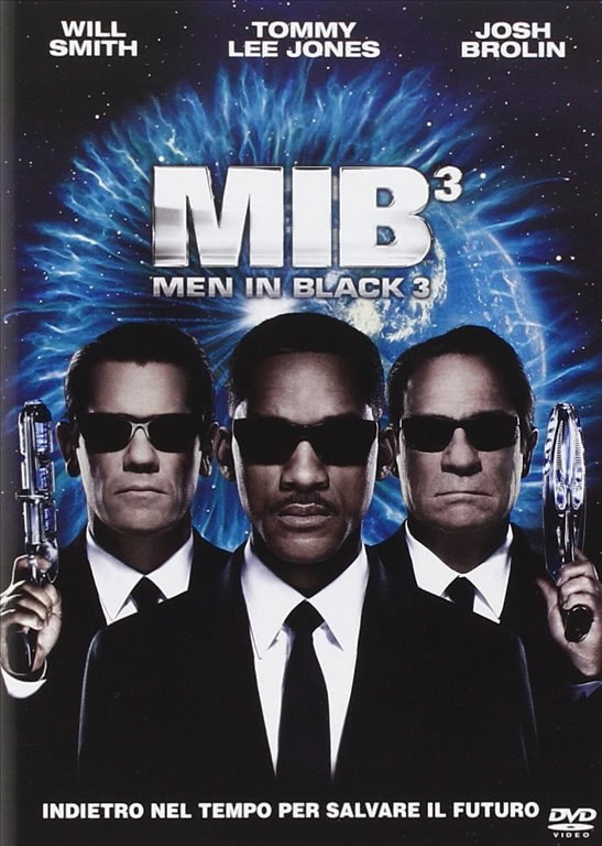 Men In Black 3 - Will Smith - DVD