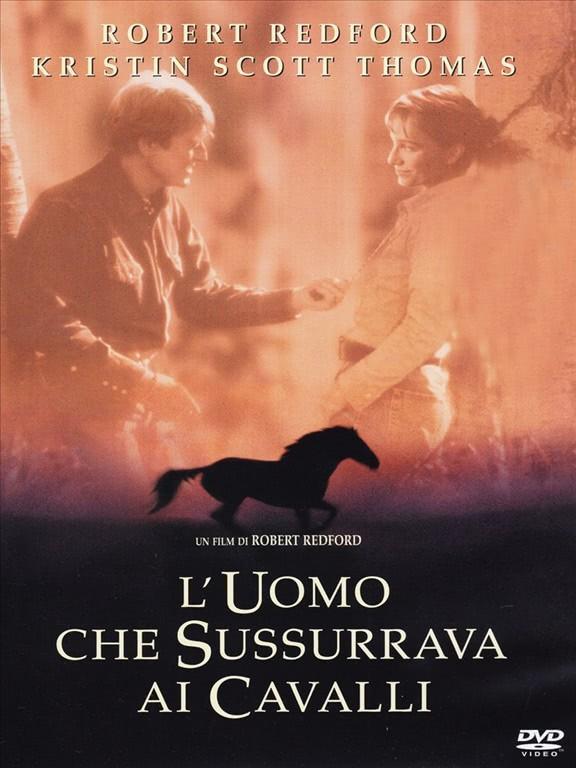 L' Uomo Che Sussurrava Ai Cavalli - Robert Redford - DVD