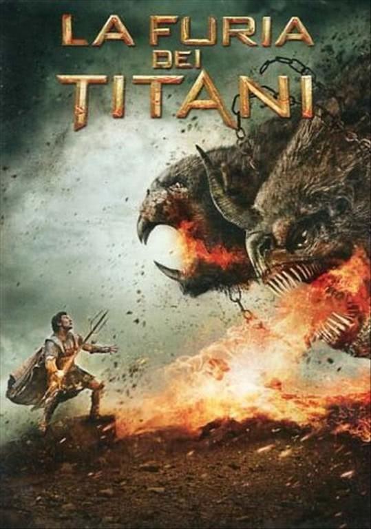 La Furia Dei Titani - Sam Worthington - DVD