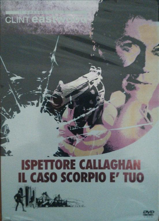 Ispettore Callaghan il caso Scorpio è tuo - Il grande cinema di Clint Eastwood n.5 - DVD