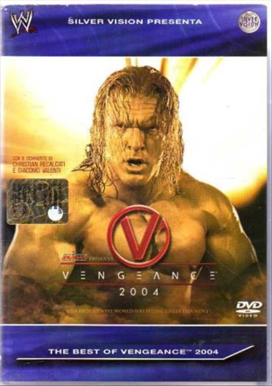 WRESTLING - The best of Vengeance 2004 - DVD