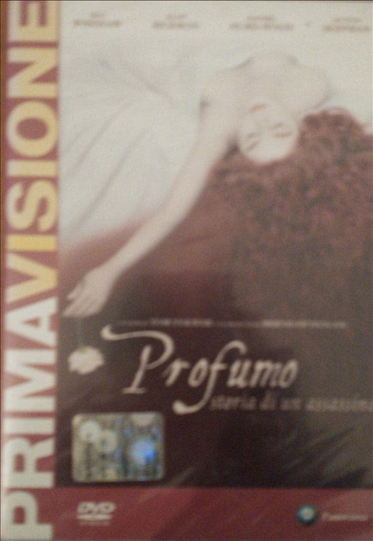 Profumo - Storia Di Un Assassino - Dustin Hoffman - DVD