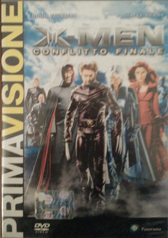 X-Men - Conflitto Finale - DVD - Hugh Jackman