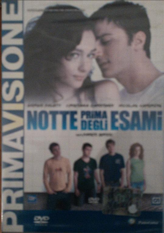 Notte Prima Degli Esami - Giorgio Faletti - DVD