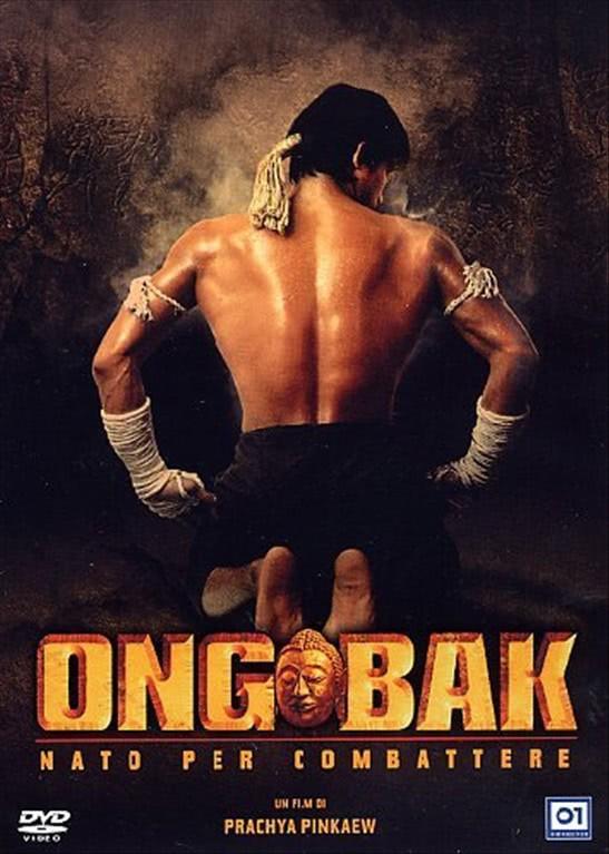 Ong Bak - Nato per combattere - Tony Jaa - DVD